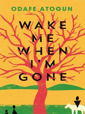 cover image of Wake Me When I'm Gone