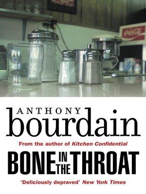cover image of Bone in the Throat
