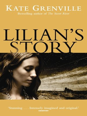 cover image of Lilian's Story