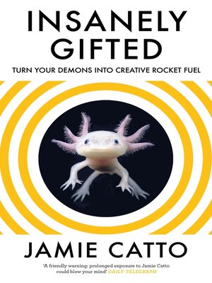 cover image of Insanely Gifted