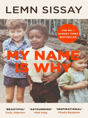 cover image of My Name Is Why