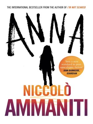 cover image of Anna