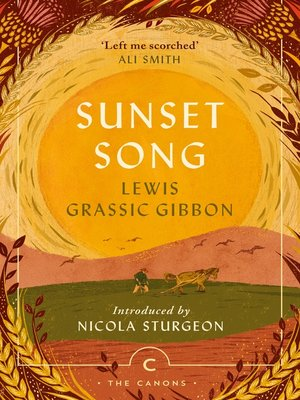 cover image of Sunset Song