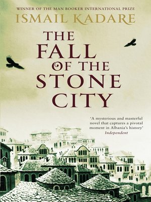 cover image of The Fall of the Stone City