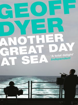 cover image of Another Great Day at Sea