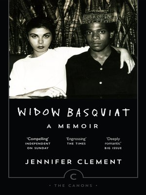 cover image of Widow Basquiat