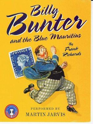 cover image of Billy Bunter and the Blue Mauritius