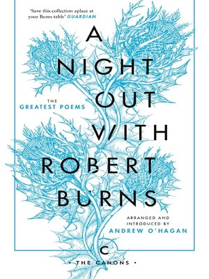 cover image of A Night Out with Burns
