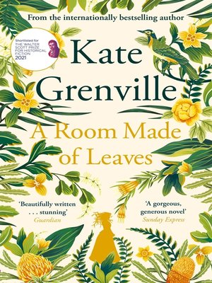 cover image of A Room Made of Leaves