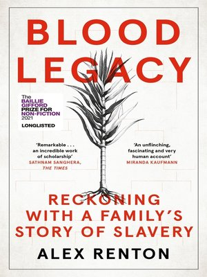 cover image of Blood Legacy
