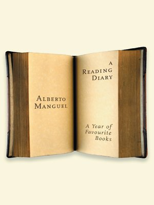 cover image of A Reading Diary