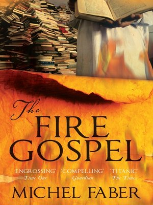 cover image of The Fire Gospel