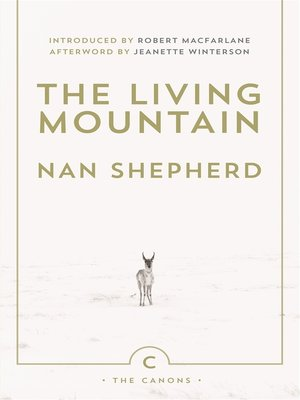cover image of The Living Mountain