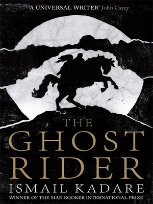 cover image of The Ghost Rider