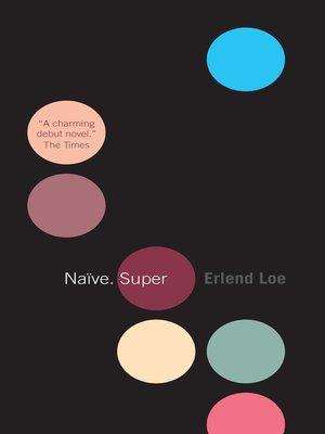 cover image of Naïve. Super