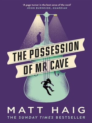 cover image of The Possession of Mr Cave
