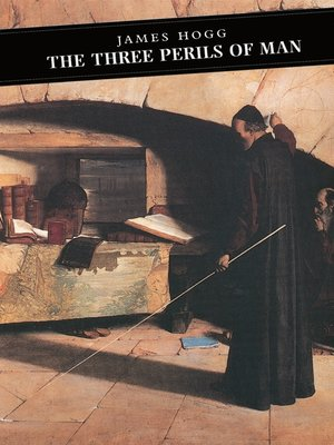 cover image of The Three Perils of Man