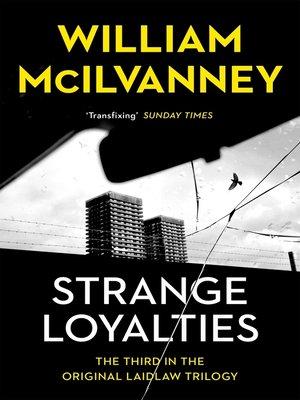 cover image of Strange Loyalties