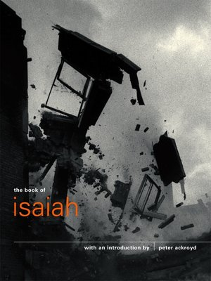 cover image of The Book of the Prophet Isaiah