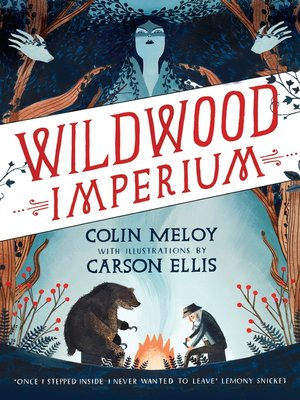 cover image of Wildwood Imperium