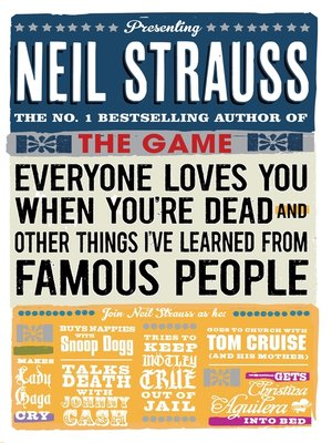 cover image of Everyone Loves You When You're Dead