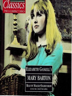 cover image of Mary Barton