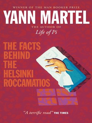 cover image of The Facts Behind the Helsinki Roccamatios