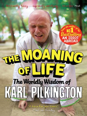 cover image of The Moaning of Life