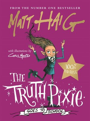 cover image of The Truth Pixie Goes to School