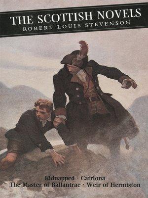 cover image of The Scottish Novels