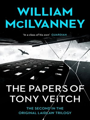 cover image of The Papers of Tony Veitch