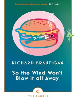 cover image of So the Wind Won't Blow it All Away