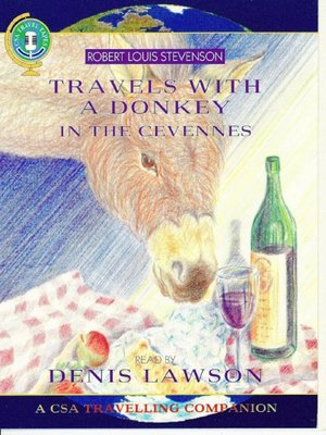 cover image of Travels with a Donkey in the Cevennes