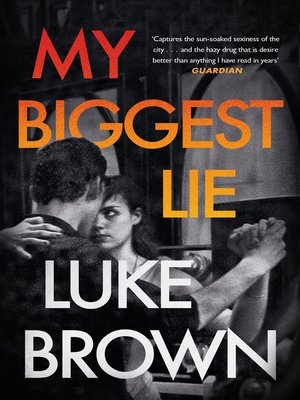 cover image of My Biggest Lie