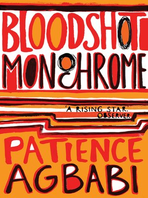cover image of Bloodshot Monochrome