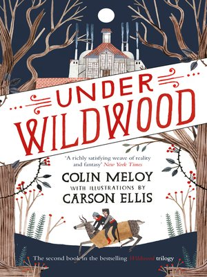 cover image of Under Wildwood