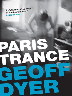 cover image of Paris Trance
