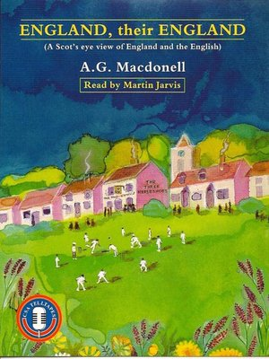 cover image of England, Their England