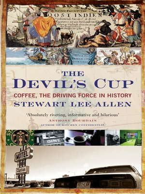 cover image of The Devil's Cup