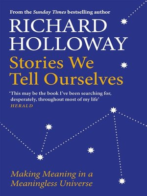 cover image of Stories We Tell Ourselves