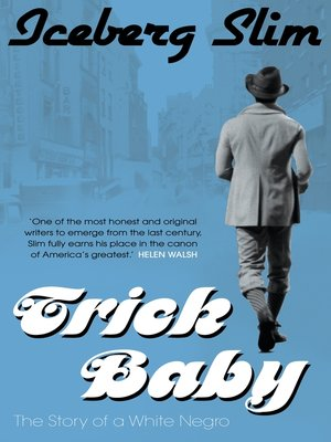 cover image of Trick Baby