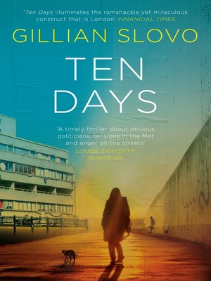 cover image of Ten Days