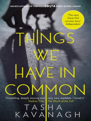 cover image of Things We Have in Common