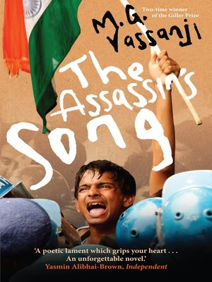 cover image of The Assassin's Song