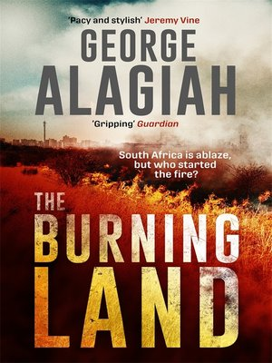 cover image of The Burning Land