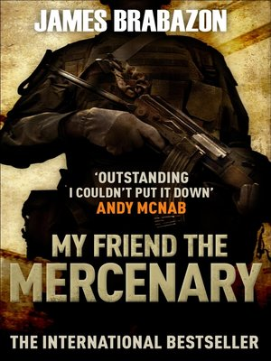 cover image of My Friend The Mercenary