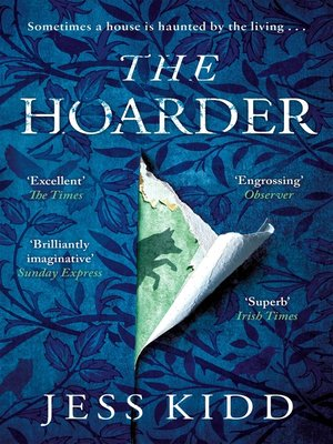 cover image of The Hoarder