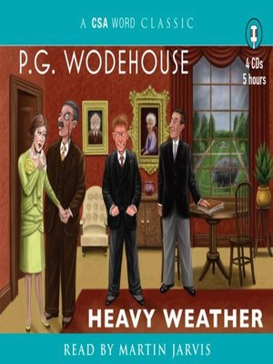 cover image of Heavy Weather