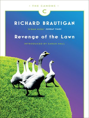 cover image of Revenge of the Lawn