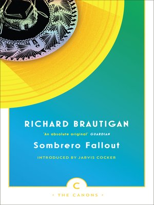 Richard Brautigan Pdf